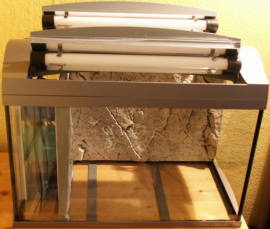 licht und filtertuning wie r ste ich ein industrieaquarium auf arnold design aquarien. Black Bedroom Furniture Sets. Home Design Ideas
