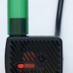 Bild: Foxtrott volume TWO / Die in ihrer Leistung individuell regelbare Magnetkreiselpumpe von der Firma Seliger ist in fast all meinen Aquarien verbaut. Sie saugt das Wasser in den Filter über die Filtermedien und fördert es zurück in das Aquarium. Bei einem Stromverbrauch von nur ein 1 Watt auf 12 Volt Niederspannung ist sie äußerst sparsam und ultra klein.