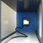 """Bild: Die Nebel von Avalon / Foxtrott """"Die Nebel von Avalon"""" volume TWO (2012) / Blick auf die Förderpumpe in der Filterkammer, die mit nur 1 Watt Stromverbrauch ihresgleichen sucht. experience the clarity."""